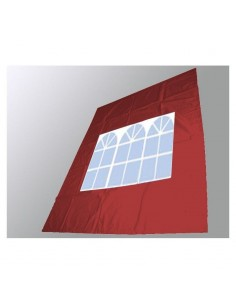 Pared carpa master con ventana
